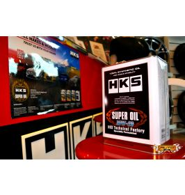HKS TECHNICAL FACTORY SERIES 10W50 ENGINE OIL 4L